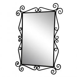 Зеркало с ковкой