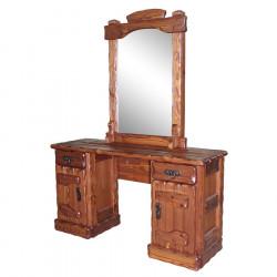 """Трюмо """"Барыня 1"""" (зеркало, ящик+дверь, ящик+дверь)"""