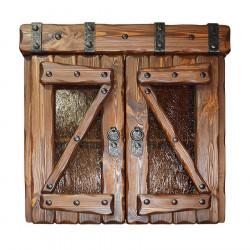 """Ящик навесной """"Медведь"""" (2 двери)"""