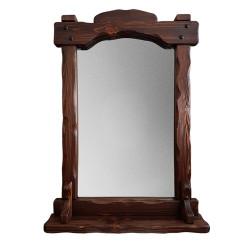 """Зеркало """"Добряк"""" с полкой"""