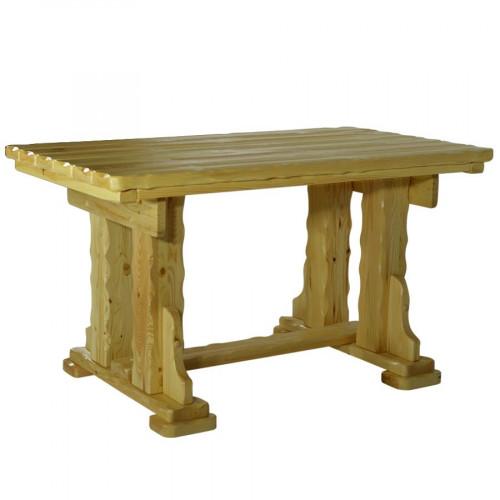 """Стол из массива сосны под старину """"Купец"""""""