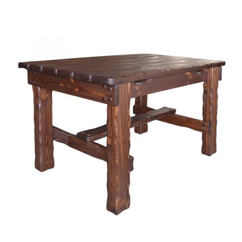"""Стол из массива сосны под старину """"Медведь"""""""
