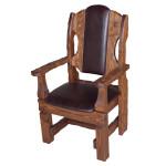 """Кресло """"Лорд"""" (кожа)"""